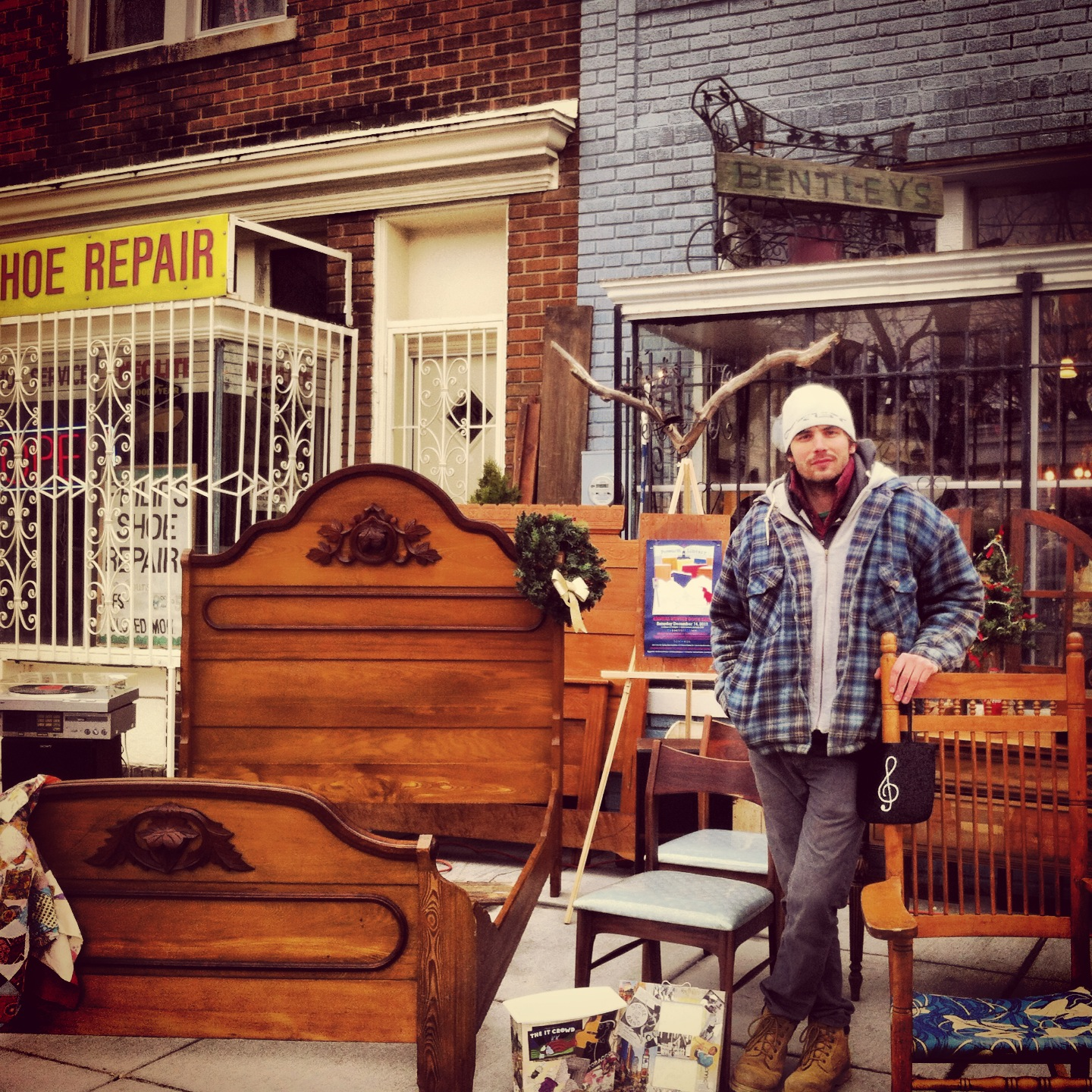 Noah David, Creator Of DC Treasure Is Enriching The Growing Vintage And  Consignment Furniture Scene In Petworth.