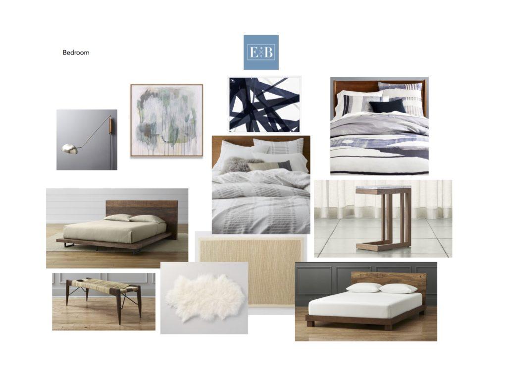1727 R Street-Bedroom