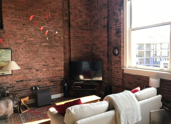 Exposed Brick Dc Curating The Dc Real Estate Market